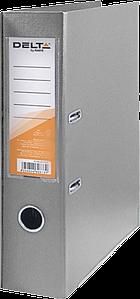 Папка регистратор DELTA серого цвета (D1714-08)