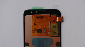 Дисплей с сенсором Samsung J120 Galaxy J1 Black оригинал, GH97-18224C, фото 3