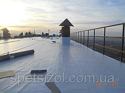 Ремонт, реконструкция плоских крыш. Капитальный ремонт кровли.