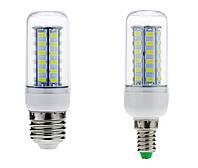 12W Е27, Е14 36LED Экономная светодиодная лампа! (белый и тёплый) LED лампа Качество!, Скидки
