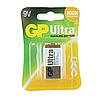 Батарейка 9v (6LF22) GP Ultra Alkaline (блістер)