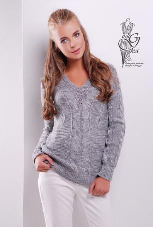 Подобные товары-2 Красивых женских свитеров Цветана-9