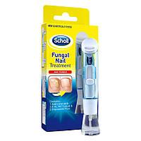 Средство для лечения грибка ногтей Scholl Fungal Nail Treatment (Nail Fungus) + 5 пилок, противогрибковый лак!, Скидки