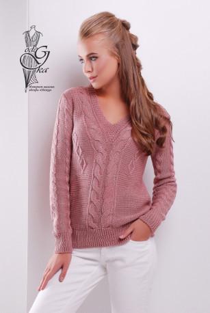 Подобные товары-4 Красивых женских свитеров Цветана-9