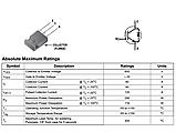 FGH40N60SFD / 40N60 TO-247 - 600V 40A NPT IGBT транзистор, фото 5