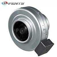 Вентс ВКМц 125 (Vents VKMz 125) центробежный канальный вентилятор для круглых воздуховодов