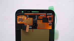 Дисплей с сенсором Samsung J700 Galaxy J7 Black оригинал, GH97-17670C, фото 2