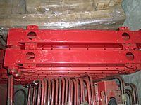 Корыто рама 1,35 м роторной косилки Wirax