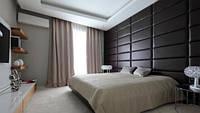Стінові панелі, плитка в тканини, панелі тканини, панелі шкіри на замовлення Одесі, фото 1