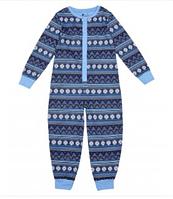 Пижама слип Primark сдельный комбинезон человечек для мальчика 2-7 лет