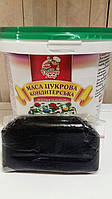Мастика (сахарная паста) ТМ Добрик Черная 1 кг