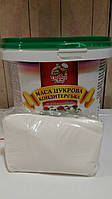 Мастика (сахарная паста) ТМ Добрик Белая 1 кг