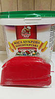 Мастика (сахарная паста) ТМ Добрик Красная 1 кг