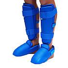 Защита ног (Щитки) Firepower FPNN Синие, фото 3