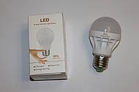 Лампа LED 5W E27 холодный