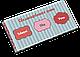 """Шоколадка шоколадная плитка на подарок ПЛИТКА """"СБАЛАНСИРОВАННАЯ ДИЕТА"""", фото 2"""