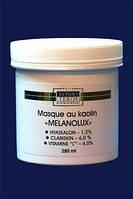 """Kosmoteros Очищающая маска с белой глиной """"Melanolux"""", 250 мл"""