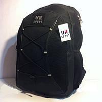 Рюкзак UK Sport, прочные швы, городской/туристический, спортивная сумка, портфель, разные цвета