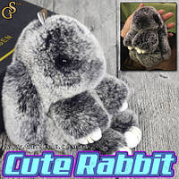 """Брелок Зайчик - """"Cute Rabbit"""" - 14 див., фото 1"""