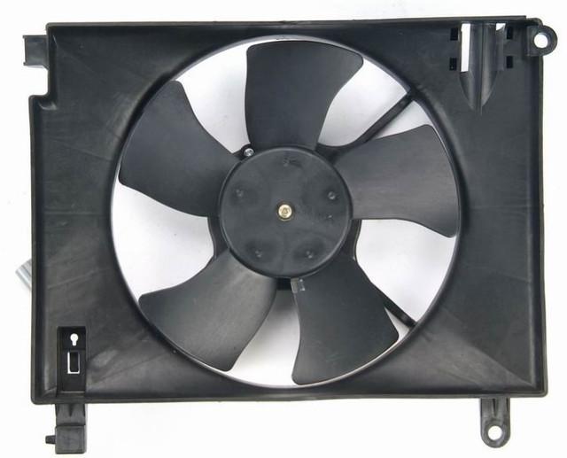 Электро вентиляторы и диффузоры системы охлаждения
