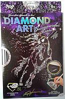 Мозаика Diamond Art Неудержимый DAR-01-05 Danko-Toys Украина