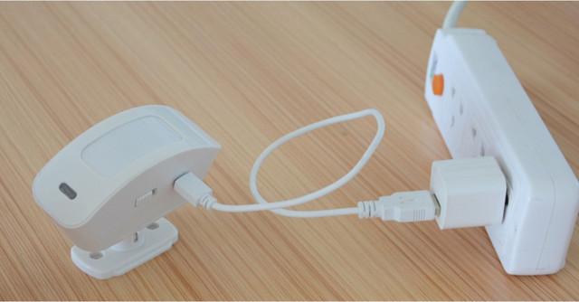 Внутренний беспроводной ИК датчик движения 433МГц Smart PIR-3
