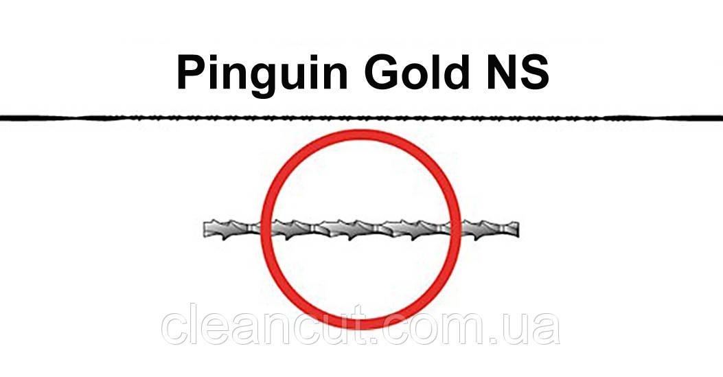 Пилка спиральная для лобзиковых станков  PINGUIN GOLD NEW SPIRAL  №1, комплект 6 шт