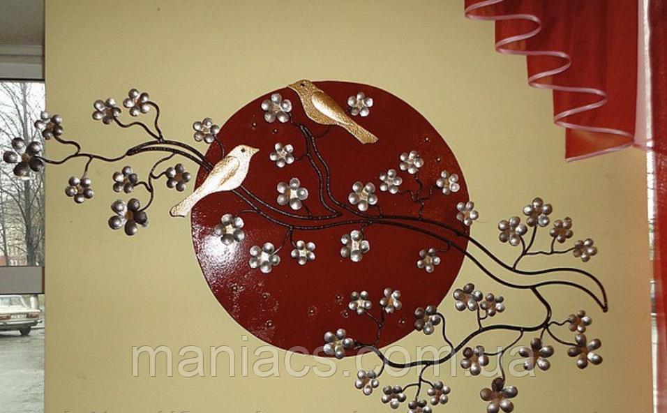 Панно настенное «Сакура»