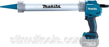 Аккумуляторный пистолет для герметика Makita DCG180ZB