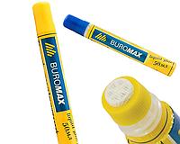 Клей силикатный Buromax c губкой (50 мл.)