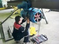 Монтаж и ремонт монорельса