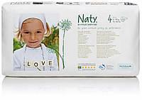 Эко подгузники Naty (размер 4)