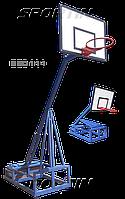 Стойка баскетбольная с щитом 1200х900мм