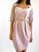 Женское платье офисного стиля