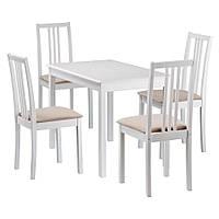 Столовый комплект Оптим белый (CO-607.12W)