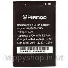 Оригинальная батарея Prestigio PAP3400 DUO