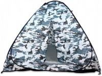 Палатка зима 2*2, отстёгивается клапан под лунки