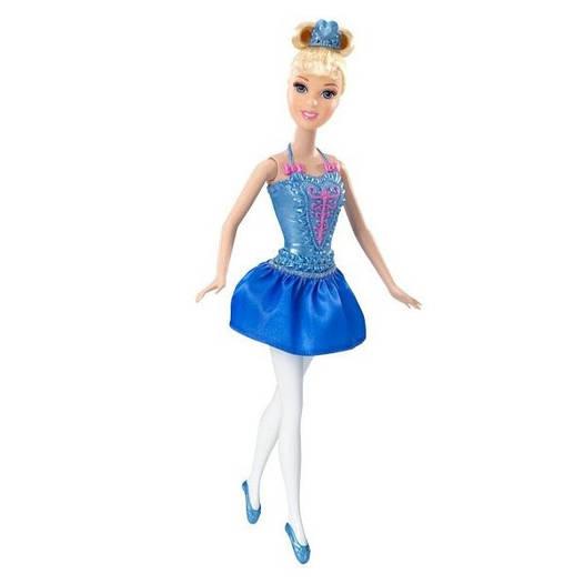 Disney Принцеса-балерина Попелюшка + кільце для дівчинки (Дисней Принцесса-балерина Золушка) Cinderella
