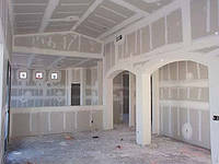 Улаштування гіпсокартоних конструкцій (стель,стін, перегородок)