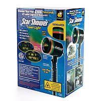 Лазерный проектор Star Shower Laser Звездопад лазерный луч As Seen On TV, фото 1