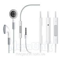 Гарнитура с кнопками управления для Apple iPad/iPhone/iPod
