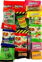 Наборчик американских сладостей маленький, 18 вкусняшек
