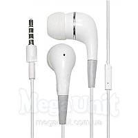 Вакуумные наушники-гарнитура для Apple iPod/iPhone