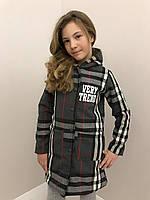 Эксклюзивные парковые пальто для девочек 348