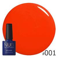Гель-лак для ногтей NUB 001