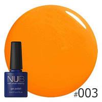 Гель-лак для ногтей NUB 003