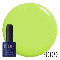 Гель-лак для ногтей NUB 009