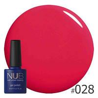 Гель-лак для ногтей NUB 028
