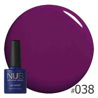 Гель-лак для ногтей NUB 039