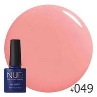 Гель-лак для ногтей NUB 049